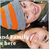Smiling friends in promo for IHG